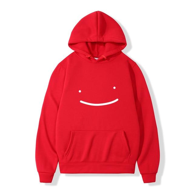 Dream Merch Hoodie Sweatshirts Men Women Pullover Harajuku Tracksui 2021Men's Hoodie Streetwear Casual Fashion Oversized Clothes 2
