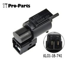 KL01 18 741 EGR Car Vacuum Solenoid Switch Valve for Mazda 626 Rx8 Millenia Aspire MPV MX 6 Protege K5T49090 KL0118741 K5T4909