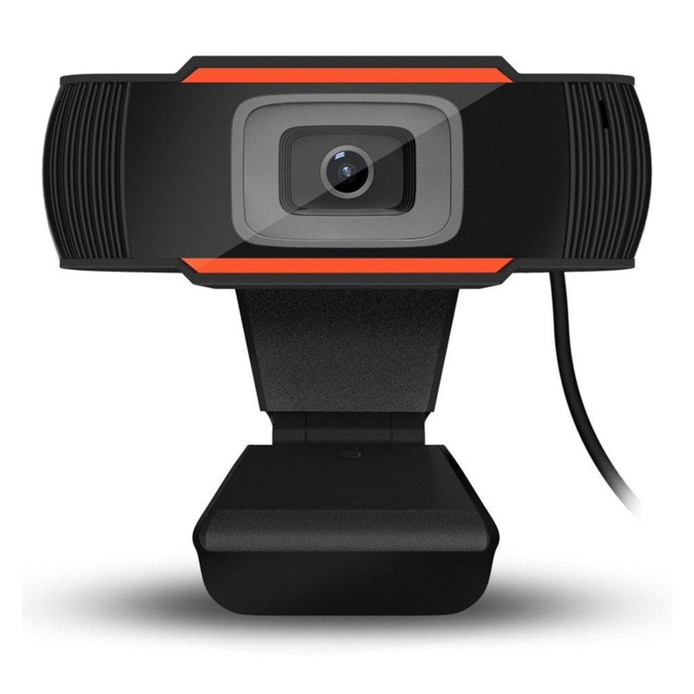 1080P USB2.0 веб-камера, HD-камера, веб-камера с микрофоном, клипсой для компьютера, ноутбука, веб-камера, 360 градусов, Usb