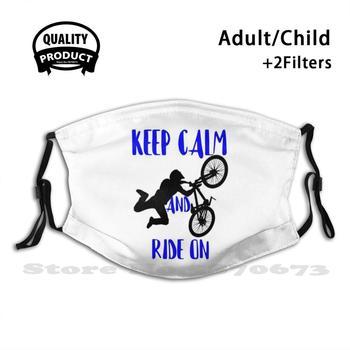 Keep Calm And Ride On. 36 Fashion Protective Masks Trex Bike Trial Bike Trials Bike Ebay Tricycle Trike Trike Bike Troy Lee