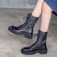 Женские ботинки английский день 2019 короткие обувь с ботинками