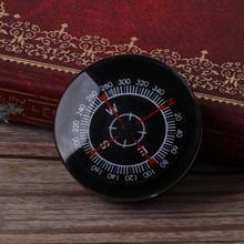 Портативный мини-отжимная Кнопка выживания компас охотничий кемпинг практический гид