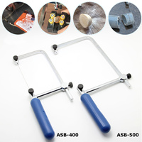 75mm/105mm DIY Multifunction Fret Saw Hand Coping Saw Jigsaw Frame Hobby Woodworking Tools|Saw| |  -