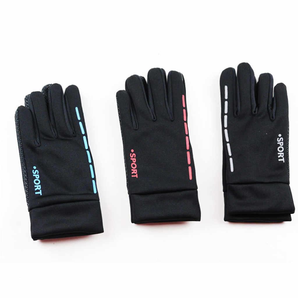Mens Frauen Handschuhe Telefon Mit Bildschirm für Fahren Radfahren Laufen winter handschuhe herren handschuhe Winter handschuhe
