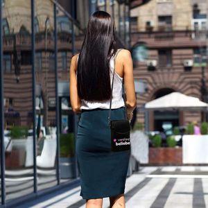Image 4 - ジャスティンビーバーショルダーバッグ検証belieber革バッグ高品質パターン女性のバッグクロスボディ女性十代財布