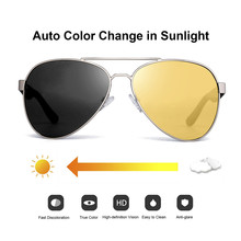 Glasses Lunette Goggles Driving Night-Vision Yellow Polarized Women for Lens Car