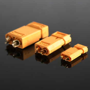1pair XT 30 60 90 A Max Bullet Connectors Plug RC Lipo Battery xt-30 XT30U xt-60 XT60U RC Lipo Battery Quadcopter Multicopter image