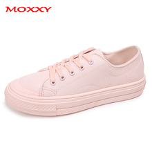 2019 New Women Canvas Shoes Pink Green White Sneakers Tenis Light Casual Flats Vulcanized Plus Size 42