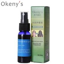 Okeny's бренд Yuda Pilatory стоп выпадение волос быстрый рост волос продукты для мужчин и женщин эссенция для роста волос Восстановление роста 30 мл
