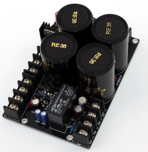 Image 4 - KYYSLB AC הכפול 34V 500W 12A NOVER כוח מסנן מיישר לוח רמקול רמקול הגנת לוח