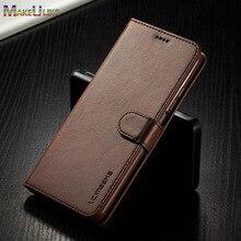 Odwróć portfel etui na Xiaomi POCO X3 NFC Pro M3 Pro F3 etui luksusowe PU skóra zwykły telefon torba pokrywa dla POCO X3Pro X3 NFC M3 przypadku