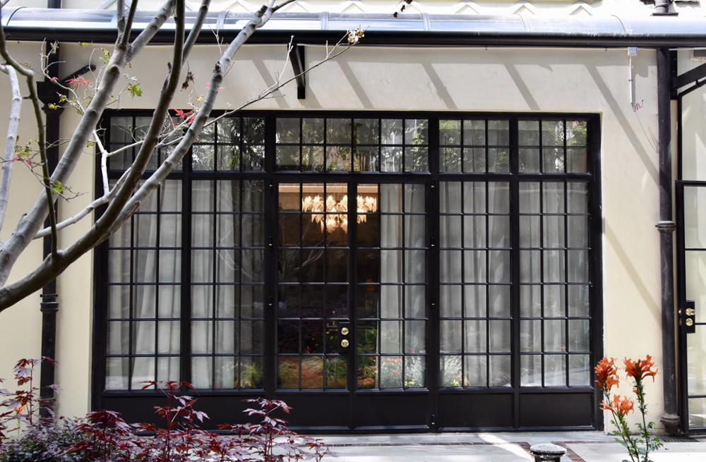 Hench China Wooden Aluminum Doors Windows  Bi-folding Doors Wholesale Factory Hc-a9