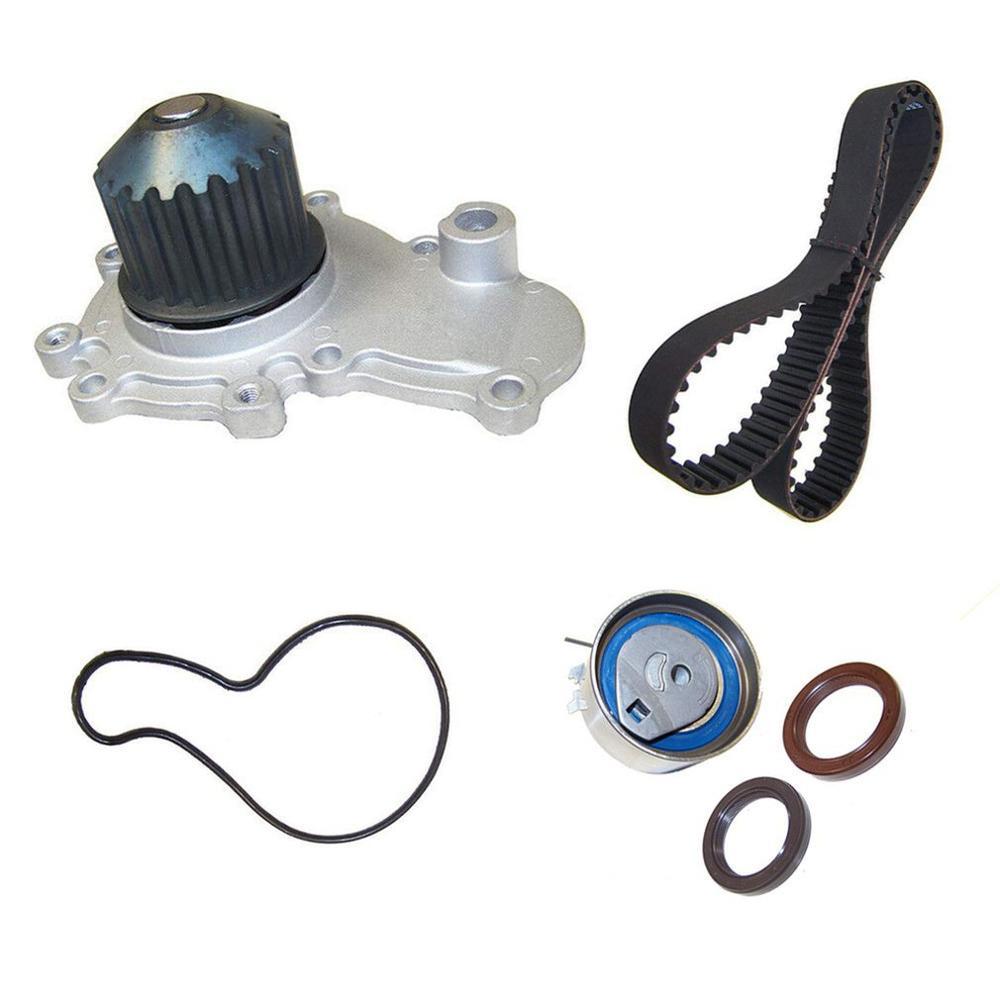 Timing Gürtel Pumpe Kit Für Chrysler Für Dodge Auto 1995-2005 251364034762 Schwarz Gummi Matte Durable Beständig Ersatz