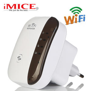 Wifi Repeater Fi-Booster Range-Extender Wps-Access-Point Wireless 300-Mbps 1