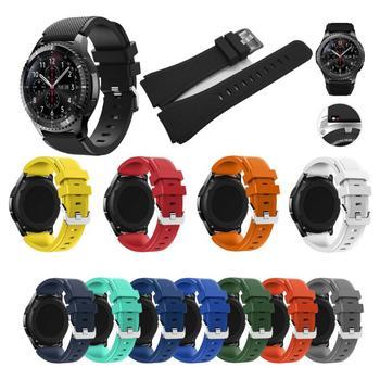 Sport Bracelet Band For Samsung Galaxy Watch R800 46mm Strap Huawei WATCH GT Smart 22mm