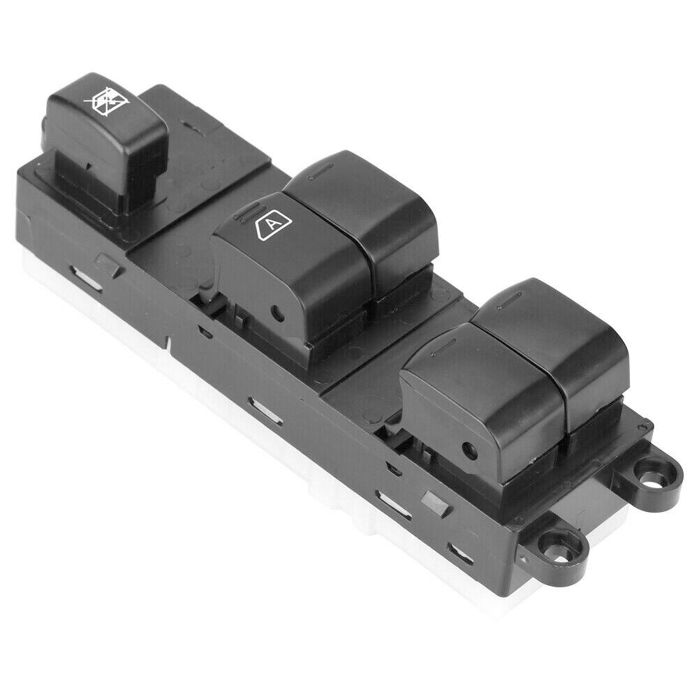 Front Left Side Power Window Master Switch 25401-BB65B For Nissan Pathfinder R51 Navara D40 QASHQAI J10 J11 MK2 25401BB65B