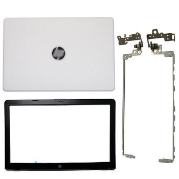 New for HP 15-BS 15T-BS 15-BW 15Z-BW 250 255 G6 Laptop Top Lid LCD Back Cover/Front Bezel/Hinges Cover 924899-001 924893-001 original new for hp pavilion 15 bs 15t bs 15 bw 15z bw 250 g6 255 g6 laptop lcd back cover front bezel hinges 924900 001 white