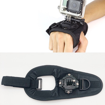 2020 New Underwater Scuba Diving Dive LED Torch Flashlight Holder Soft Black Neoprene Hand Arm Mount Wrist Strap Glove drop ship 10