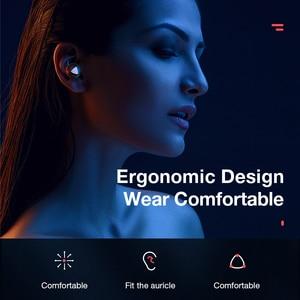 Image 3 - SANLEPUS Bluetooth Earphones Wireless Headphones Dual Mini Earbuds TWS 5.0 Handsfree Headset With Mic For Phones xiaomi Samsung