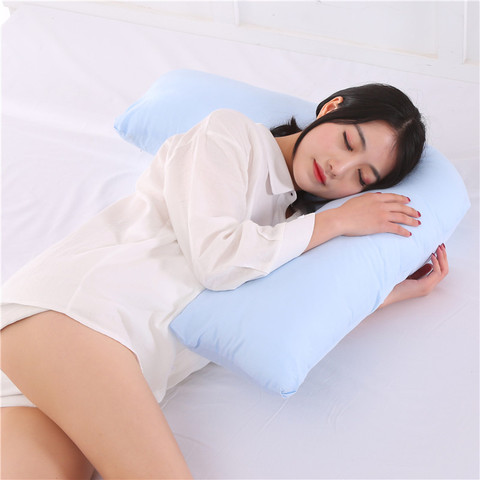 1 peca gravidez lado sleepers travesseiros solido