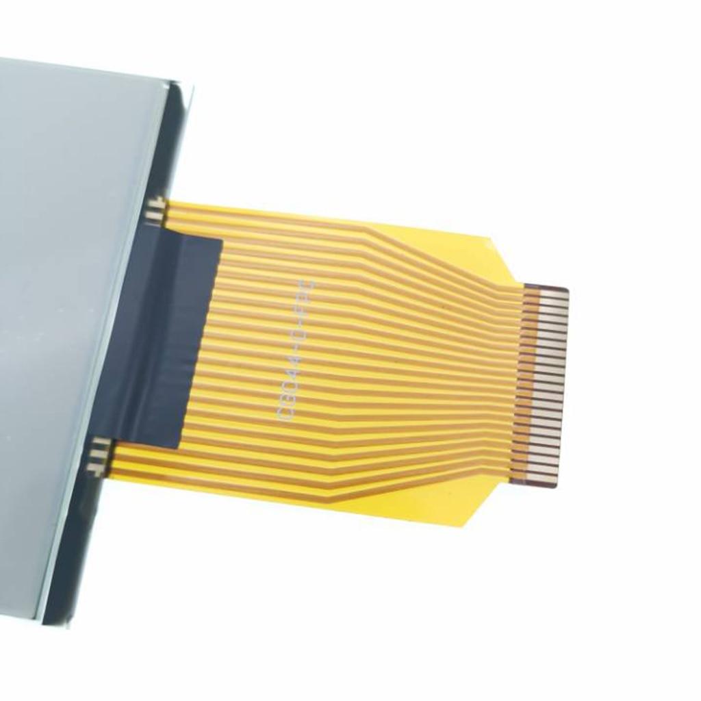 Para saab 9-3 acc display lcd de controle de clima automático & substituição do cabo de fita