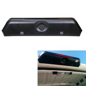 Image 4 - Misayaee Cámara de luz de freno para coche, luces de 3ª parada, vista trasera de coche HD, para Iveco Daily VI 6, 2015 2019, visión nocturna + Pantalla de 7,0 pulgadas