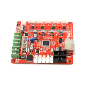 Image 5 - 1PC Anet V1.7 3D Printer Control board for Anet A8 & A6 & A3 & A2 3D Printer Reprap i3 3D Printer Mather board 4 colors