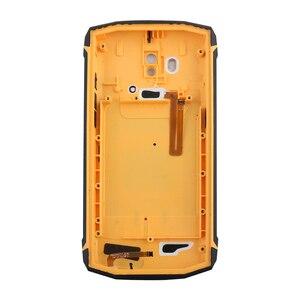 Image 3 - 신화 원래 Blackview BV5800 배터리 백 커버 마이크 BV5800 프로 IP68 휴대 전화 수리 부품 백 하우징