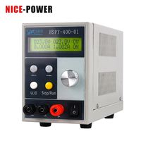 100% New Programmable Professional Laboratory DC power supply Adjustable 0 400V 0 1A Lab bench switching power Source 400V 1A
