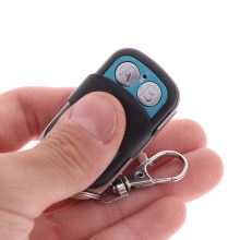 ABCD Wireless RF Remote Control 434 MHz Electronic Garage Gate Door Remote Control Key Fob 1pc(China)