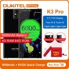 Oukitel K3 Pro Mobil...