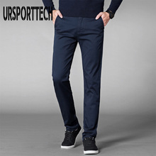 URSPORTTECH Plus Size Men Cargo Pants 2019 Summer Autumn New Casual Cotton Fashion Loose Trousers Male Brand Clothing