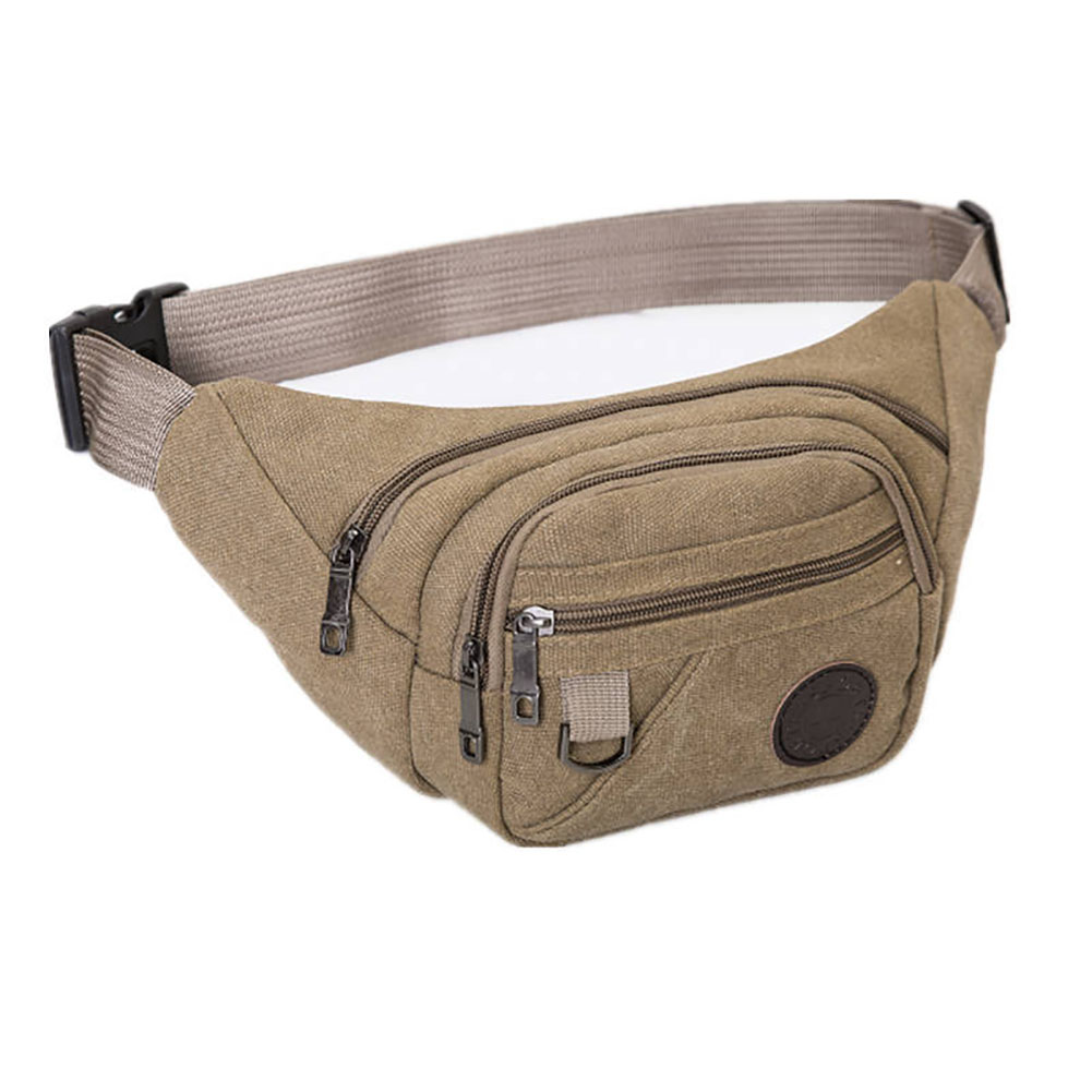 Men Women Waist Bags Sports Fanny Pack Running Hip Bum Bag Waist Packs For Hiking Cycling 1 Pcs