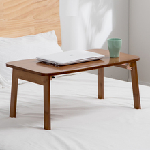 Bed computer folding table student simple desk home dormitory writing desk lazy laptop desk