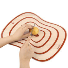 PP Kitchen Classification Chopping Board Hot Flexible Transparent Cutting Board Cutting Boards Kitchen Chopping Blocks Tool cutting board chopping board kitchen cutting board mildew antibacterial cutting board plastic plate household thickening panel