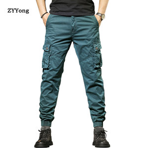 ZYYong New Men's Casual Pants