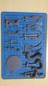 Image 2 - 28mm (altura não real) resina figura modelo kit unassabled sem pintura//g605