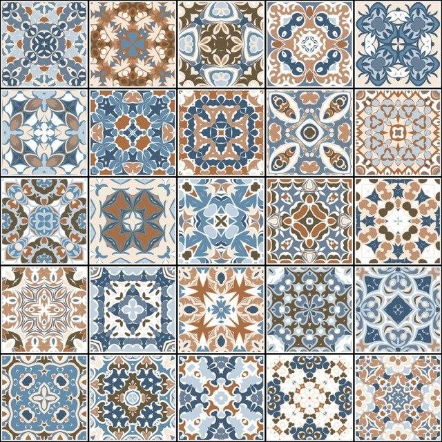 Mexicaanse tegels - voorbeeld 5
