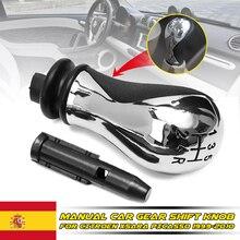 5 скоростей ручная ручка переключения рулевого механизма автомобиля с рычагом переключения передач рычаг адаптера рукава для Citroen C5 2001 2008 Xsara Picasso 1999 2008