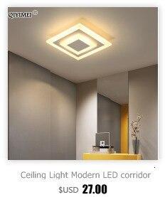 Lâmpadas de parede modernas para o quarto
