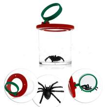 Childrens/Kids Insect Bug Viewer Magnifying Pot Nature Container Garden Toy