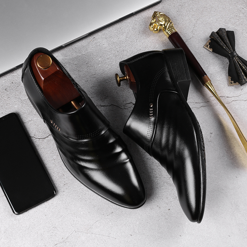 Oxfords Business and Wedding Leather Shoe 13