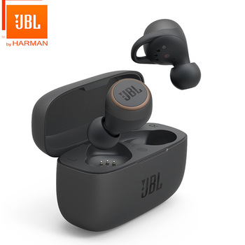 JBL LIVE 300TWS True Wireless Earphones Smart Ambient Charging Case Voice Assistant Bluetooth 5.0 Stereo Earbuds Sport Headset Electronics Wireless Earphones