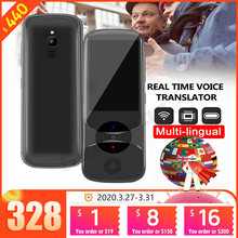 iFLYTEK 3.0 Easytrans Languages Instant Translator Voice Xiaoyi AI Instant Voice Traductor w 13Mp Camera support 200 Languages