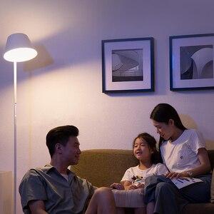 Image 5 - Yeelight lampe LED intelligente autoportante, lumière à intensité réglable, contrôlable à distance via application mobile via wi fi, idéal pour la maison et Apple Homekit, 12W