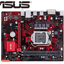Placa base PC de escritorio placa base ASUS EX-B250M-V3 para intel DDR4 LGA 1151 32GB USB3 0 SATA3.0 B250 placa base utilizada