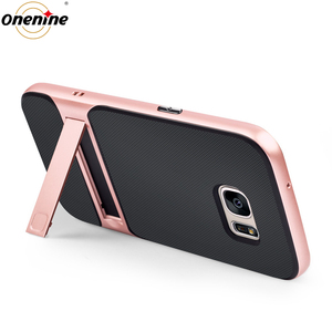 """Image 2 - Brand New 3D Hybrid Case for Samsung Galaxy S7 Kickstand Silicone Cover 5.1"""" TPU PC 360 Full Protective SamsungS7 GalaxyS7 Funda"""
