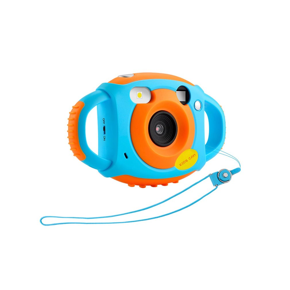 1.77inch TFT HD Kids Children Digital Camera Action Camera Self-Portrait Camcorder Video Recorder Christmas Present