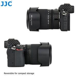 Image 2 - JJC 花びらスタイルバヨネットレンズフードニコンニッコール Z DX 50 〜 250 ミリメートル f/4.5 6.3 VR レンズニコン Z50 置き換え HB 90A レンズ