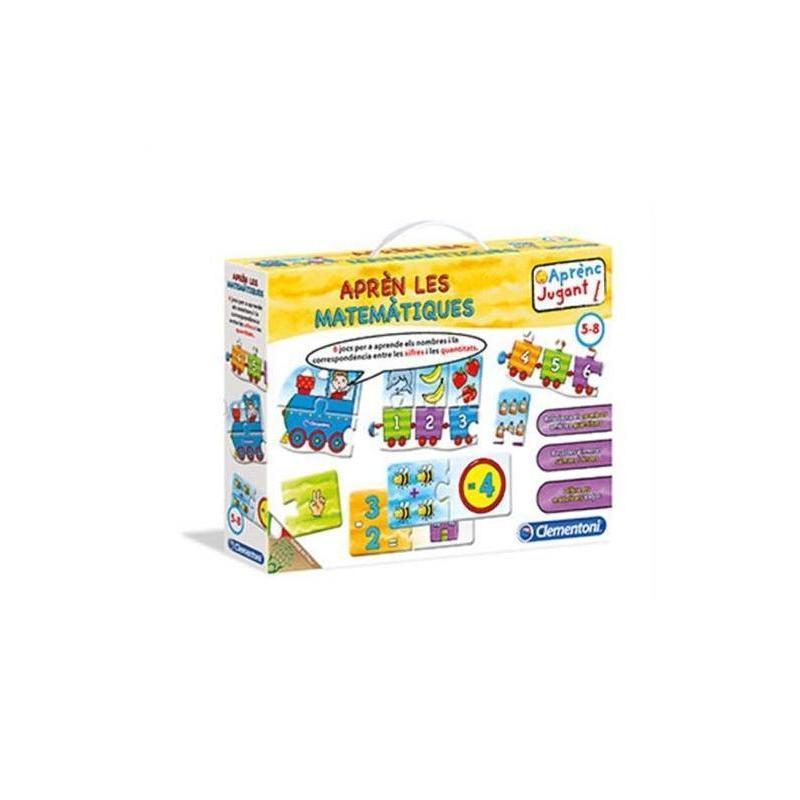 Jocs Matematiques 5-8 Anys Toy Store Articles Created Handbook